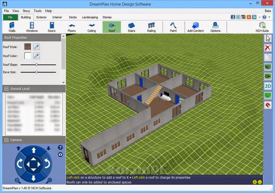 DreamPlan Home Design Software Full