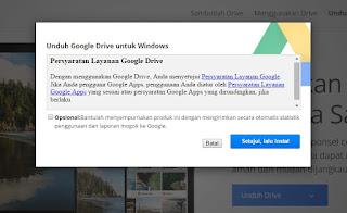 google drive smartphone dan pc