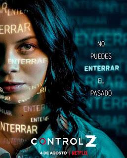 Control Z Temporada 2 audio latino