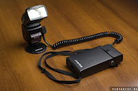 Pentax TR PowerPack III
