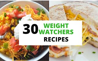 Weight Watchers Green Plan Recipes.