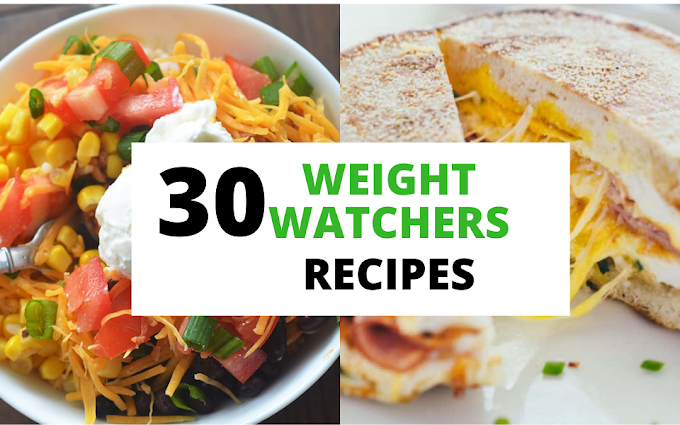 30 Best Weight Watchers Green Plan Recipes With Point