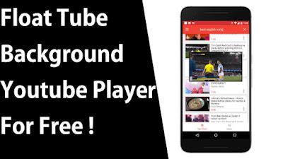 Mire videos de YouTube en modo flotante