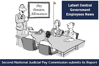 Pay Commission has filed the subject of Pay, Pension and Allowances, in Supreme Court on 29.01.2020.