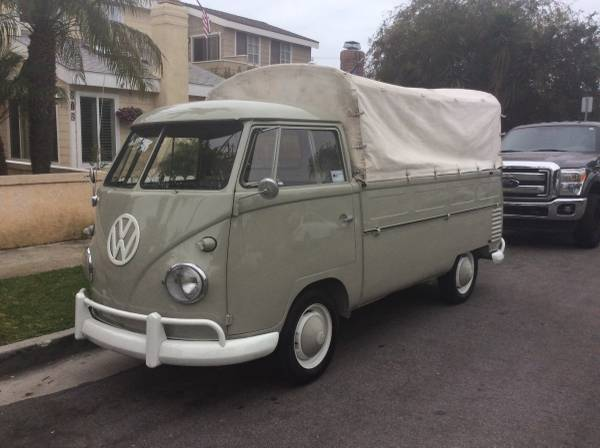 1960 VW T1 Single Cab