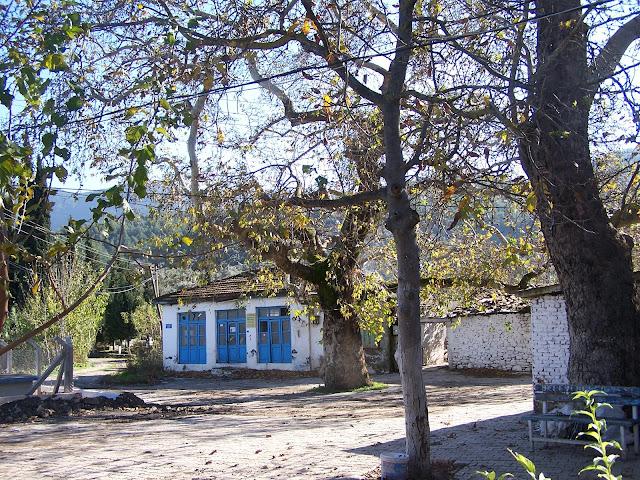 Halkapınar Köy meydanı