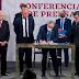 Firman México y ONU acuerdo para compra de medicamentos y equipo en el extranjero
