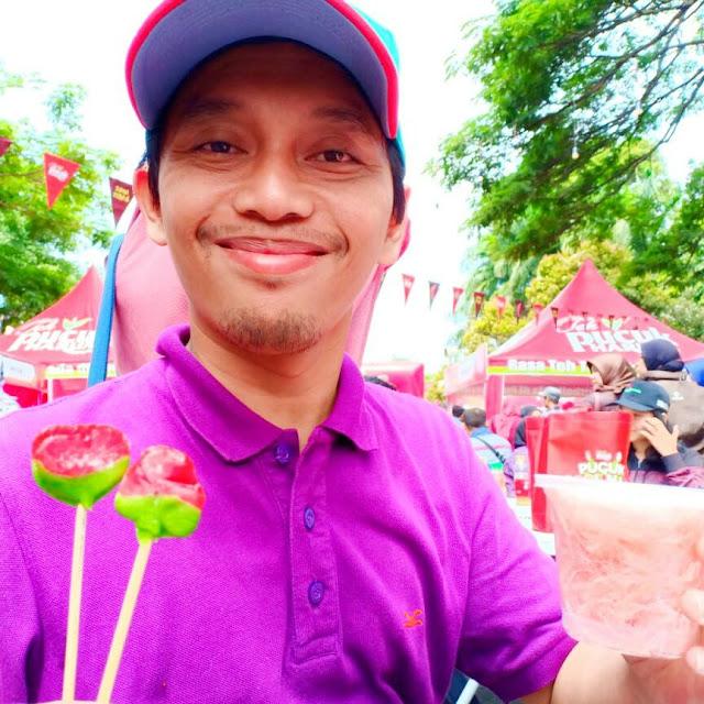 Gulali di Pucuk Coolinary Festival Malang - Kuliner Terbaik Pucuk Coolinary Festival Malang 2018