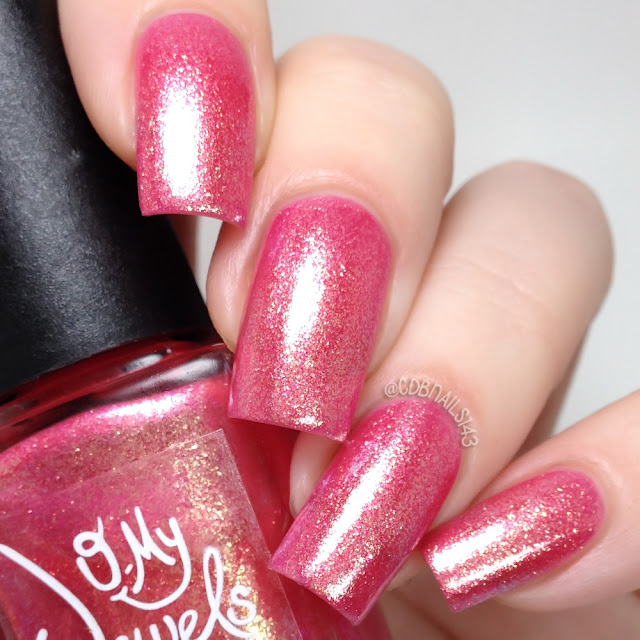 O My Jewels-Pink Champagne