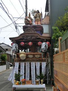 天王祭・人形山車