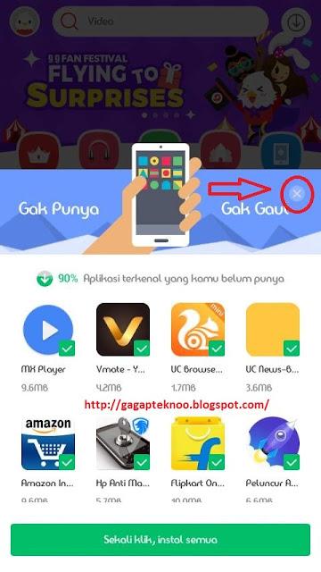 Mengubah Foto Menjadi Seperti Kartun di HP Android
