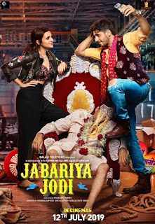 Download Jabariya Jodi (2019) Hindi Full Movie HDRip 1080p | 720p | 480p | 300Mb | 700Mb