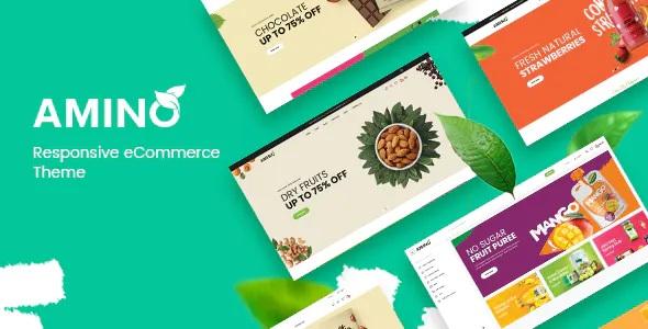 Best Organic & Multipurpose OpenCart Theme