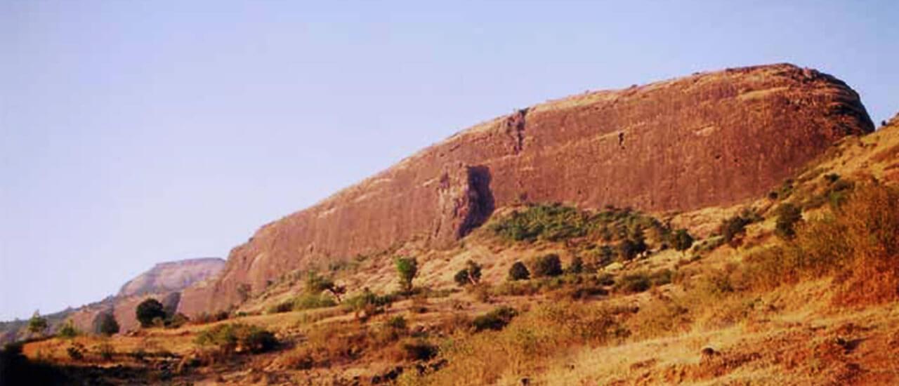 अंजनेरी किल्ला - Anjaneri Fort