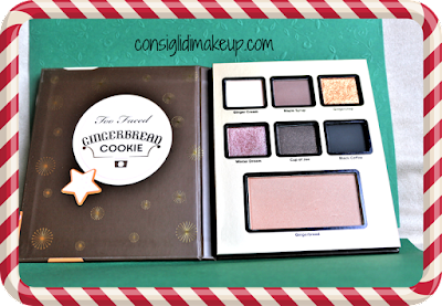 Swatches e Prime Impressioni Too Faced Grand Hotel opinioni