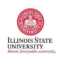 Illinois State University logo.