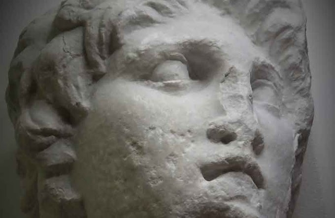 'Forgotten sculpture' of Alexander the Great discovered in storage rooms of a Greek Museum