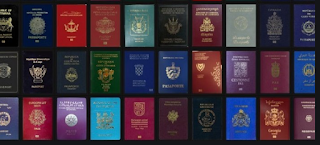 Inilah Warna-warna Paspor yang Penting untuk Anda Ketahui