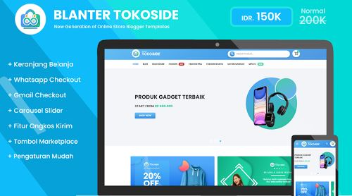 Blanter-Tokoside-Premium-Blogger-Template-download