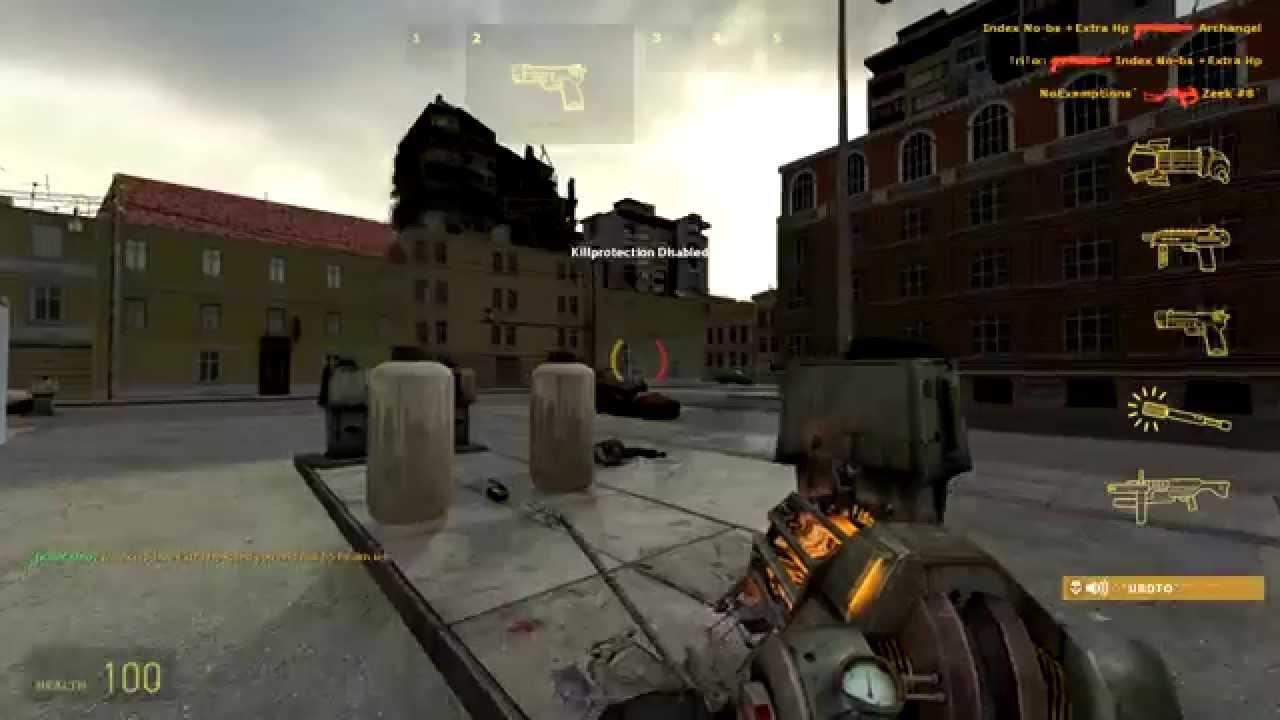 Descargar Half life 2 Death Match - Multiplayer, Online