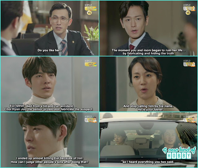 joon Young and her mother conversation on prosecutor choi - Uncontrollably Fond - Episode 11 Review - Kdrama 2016