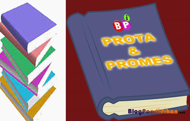 Prota dan Promes Jenjang SD Kelas 1, 2, 3, 4, 5, dan 6 Kurikulum 2013