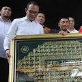 Karya Kaligrafi Seorang Santri Asal Bener Dibeli Menteri, Saran dan Kritikan Diawal Menekuni Usaha Menjadi Motivasi