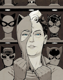 Catwoman: Lonely City #1 - Face