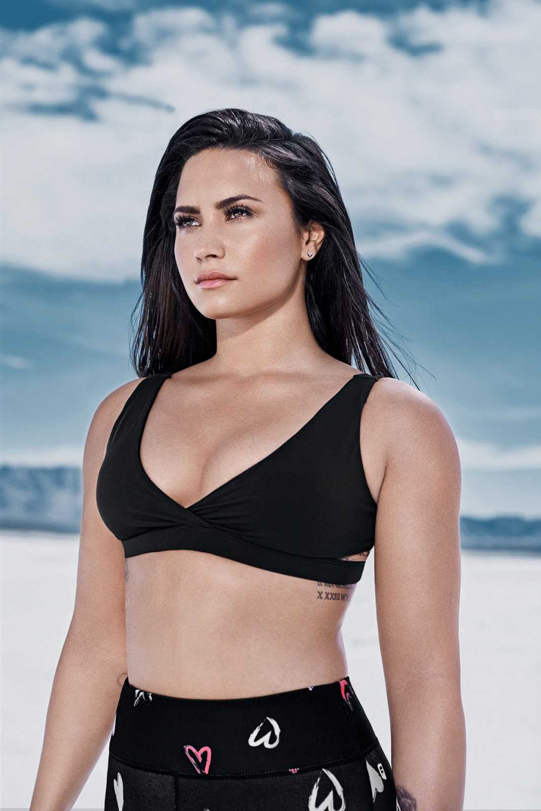 See Here Demi Lovato Latest 2018 Full HD Wallpaper High Quality Desktop And Laptop Backgrounds Photos Images Pictures Pics Free Download For All