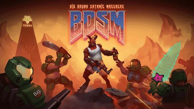 BDSM Big Drunk Satanic Massacre Free Download