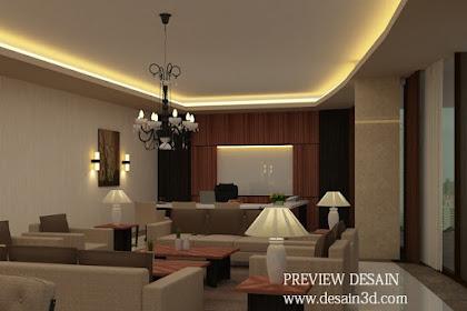 Penyedia jasa design interior exterior kantor office via online