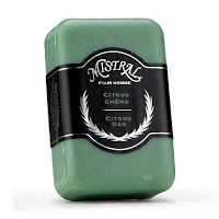 Mistral Men's Soap - Citrus Oak 250g / 8.8oz