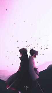 gambar sasuke dan itachi