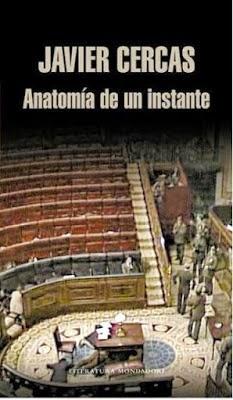 Javier Cercás, Anatomía de un instante