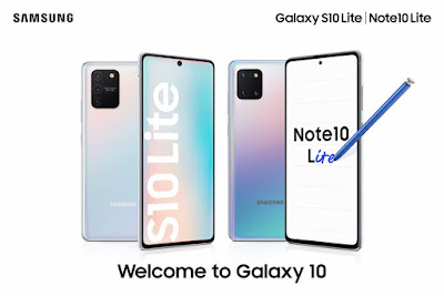 Samsung Galaxy S10 Lite, Galaxy Note 10 Lite Launched