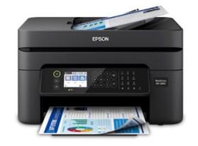Epson WorkForce WF-2850DWF téléchargements de pilotes