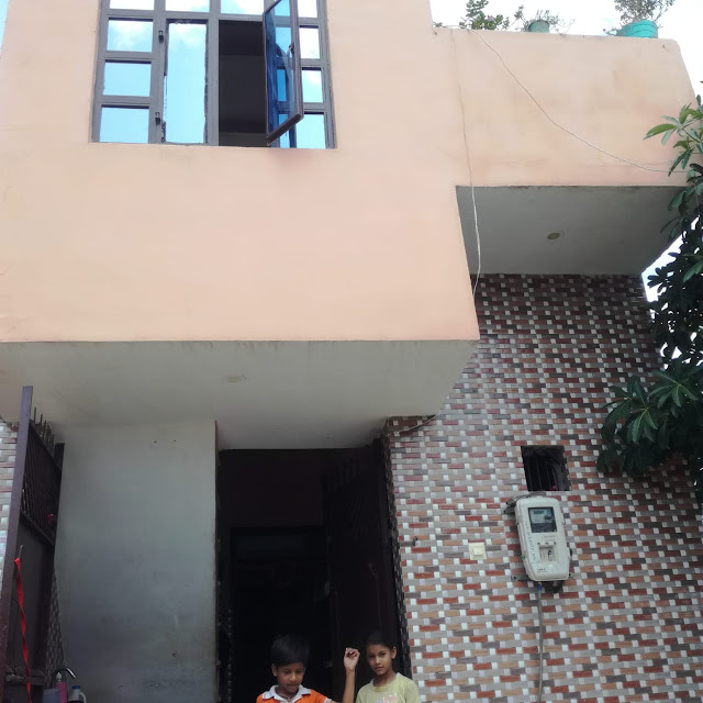 House in Roopvihar Colony Deori Road Agra