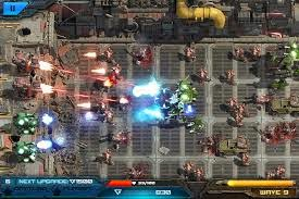 game Epic Defense cho dien thoai android