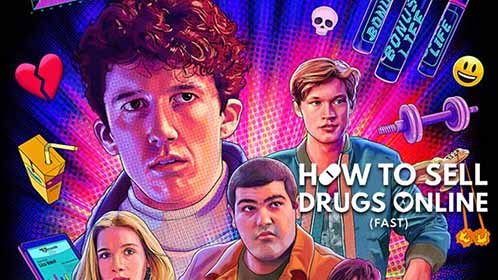 How to Sell Drugs Online: Fast (2020) Temporada 2 Web-DL 1080p Latino-Castellano