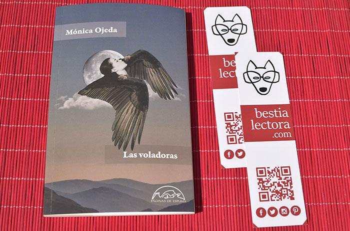 «Las voladoras» de Mónica Ojeda (Páginas de Espuma)