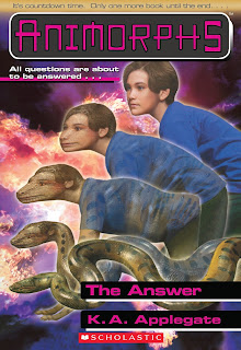 A boy (Jake) turns into a snake