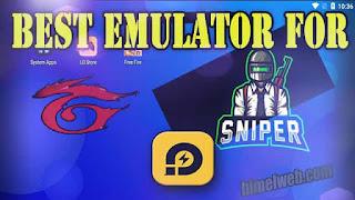 desktop emulator