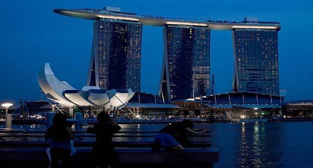Marina Bay Sands, Singapore, Singapore