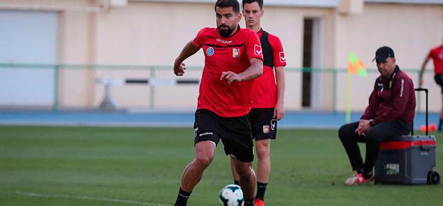 FÚTBOL: Vinotinto completó el primer entrenamiento en Río de Janeiro para enfrentar este viernes a Argentina.