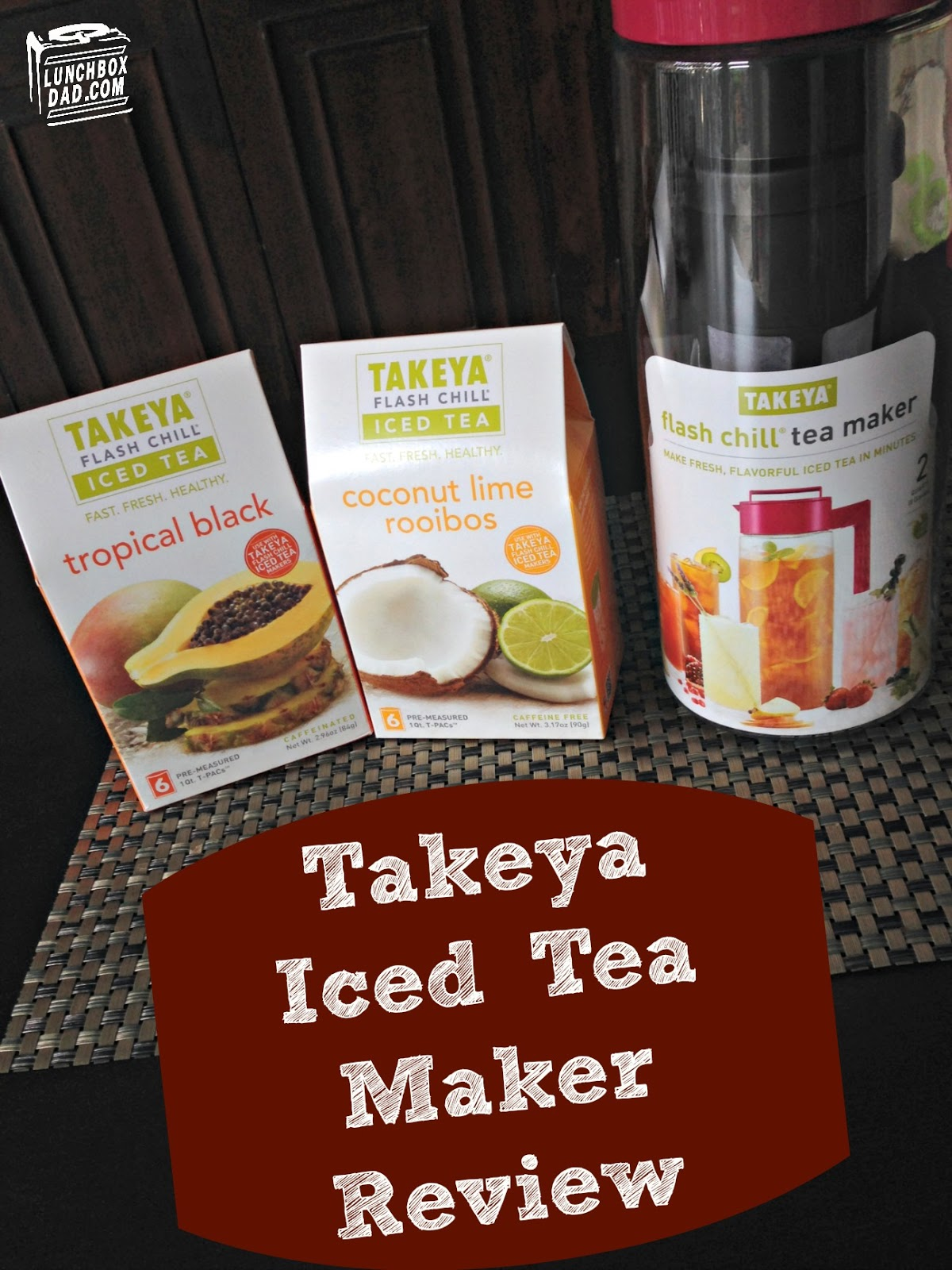 Takeya Iced Tea Maker Review