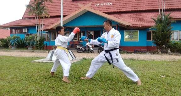 Latih Anak Usia Dini, Olahraga Karate Baik Untuk Membangun Karakter