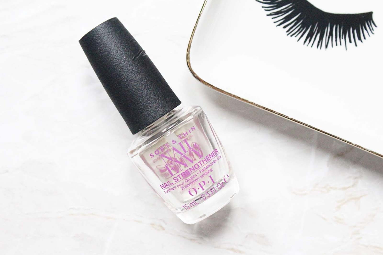 OPI Nail Envy - Soft & Thin Review
