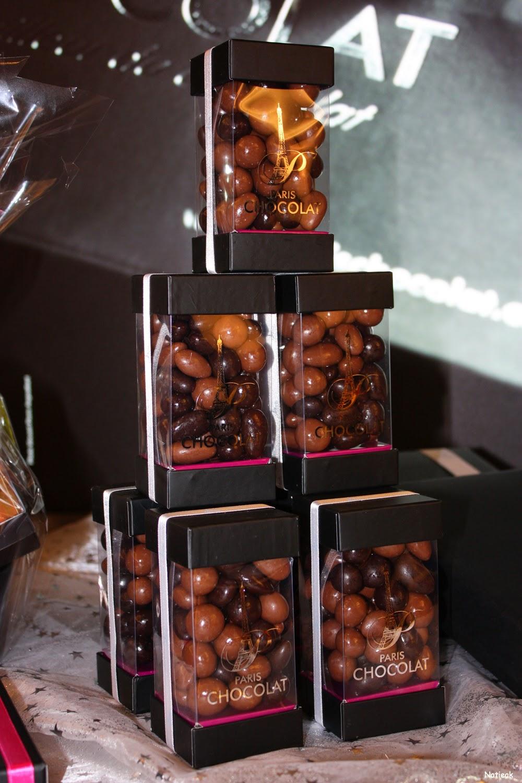 perles chocolatées Paris Chocolat