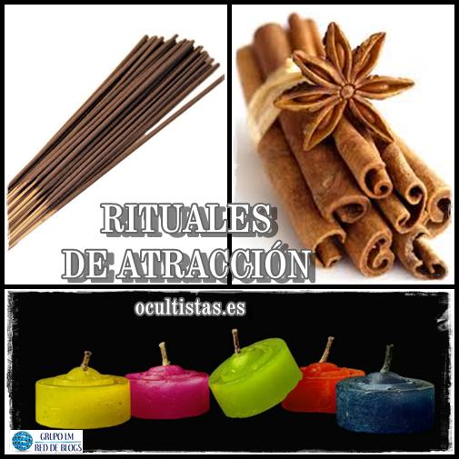 Rituales de Atracción: Canela y Velas