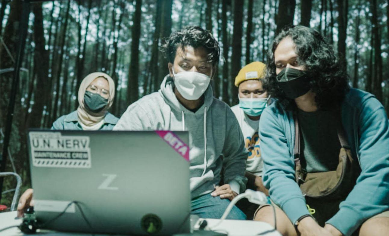 HP Mentorship Project Bersama 12 Kreator Angkat Legenda Roro Jonggrang dalam Digital Art